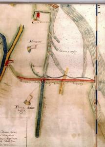 Copia di Montecio Precalçin 4 Murazzo della Magnifica Citta di Vicenza
