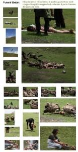 Funeral tibetan