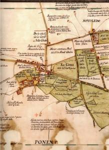 Maxi e Maxeti e Villaverla e Novoledo entel 1730