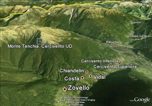Monte Tenchia Cercivento