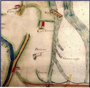 Montecio Precalçin 3 Murazzo della Magnifica Citta di Vicenza