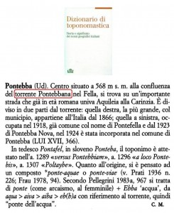 Pontebba