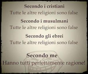 Relijon false