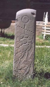 Stela mongola 1
