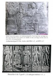 Ugarit e Ashurnasirpal