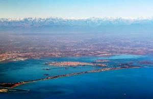 Veneto visto da sora el mar
