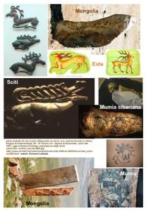 cervi stele bronxi mumia