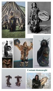 costumi shamani