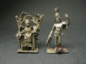 statuete del suman