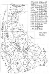 toponomastega montecio major 1857 vanti del stado talian