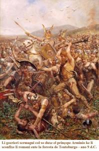Arminio al fronte