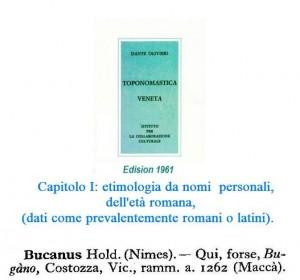 Bucanus Olivieri