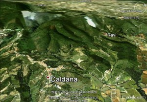 Caldana Toscana