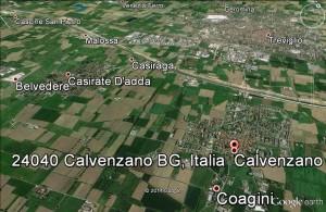 Calvenzano, BG