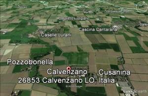Calvenzano, LO