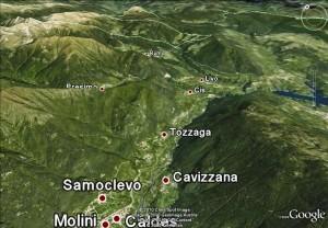 Cavizzana TN