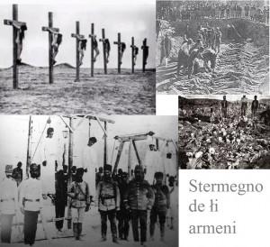 Done armene encroxà dai turki