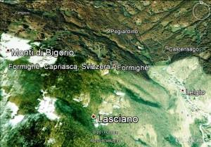 Formighè Capriasca Xvisara