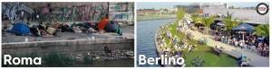 Roma Berlino civiltà