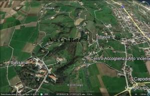 Via Ca' Rote