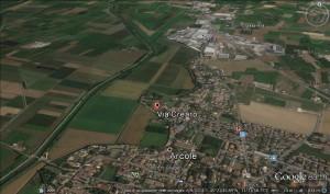 Via Crearo, Arcole, VR