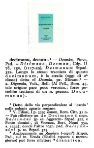 olivieri dexman decumano