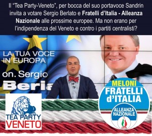 Tea Party Veneto e Berlato 2