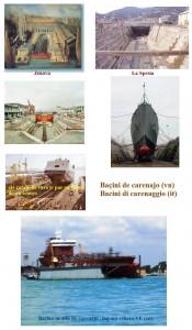 bacini cantieri navali