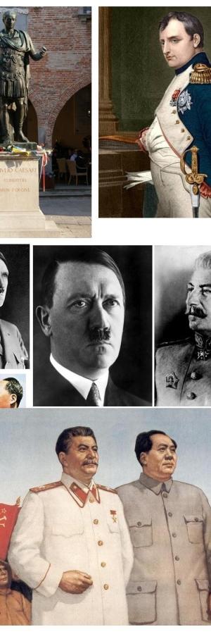 conp Cexare e Hitler