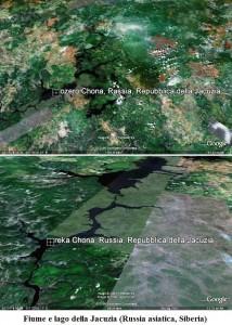 Ozero Chona Russia Repubblica della Jacuzia