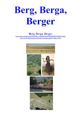 Berg Brerga Berger a