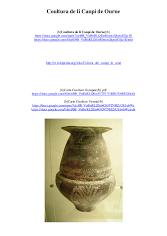Coultua canpi de urne