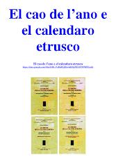 El cao de l'ano e el calendaro etrusco