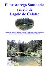 El pristorego Santoaro veneto de Lagole de Calalso