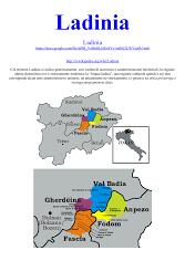 Ladinia