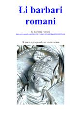 Li barbari romani