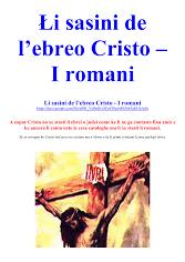 Li sasini de Cristo i Romani