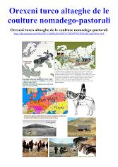 Orexene turco altaeghe de i nomadi de le stepe