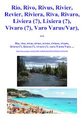 Rio Rivbo Riviera River