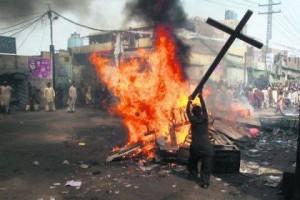 Contro la cxroxe e i cristiani