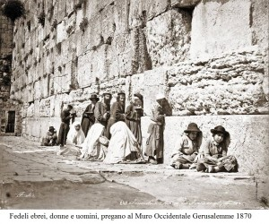 Ebrei ke prega 1870