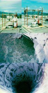 Pulizia condotti impianti industriali 1
