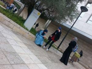 Studenti arabi ixraeliani