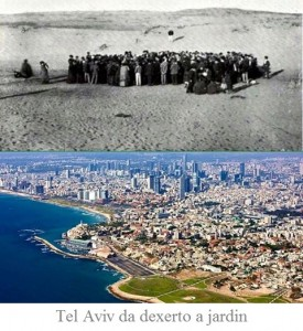 Tel Aviv da dexerto a jardin