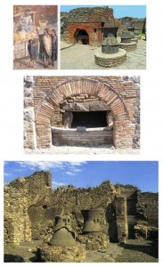 conp forni ponpei I secolo d.C.