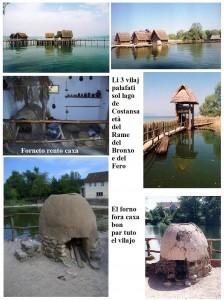 forni lago de costansa età del rame e del bronxo