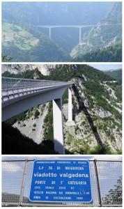ponte valgadena