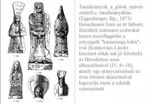 statue kurgan femane