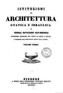 kw istitusion de ark e edraolega de Nicola Cavalieri