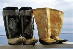 Stivali inuit